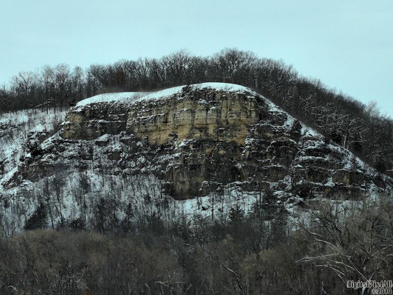 Snow Bluff
