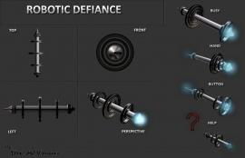 Robotic Defiance
