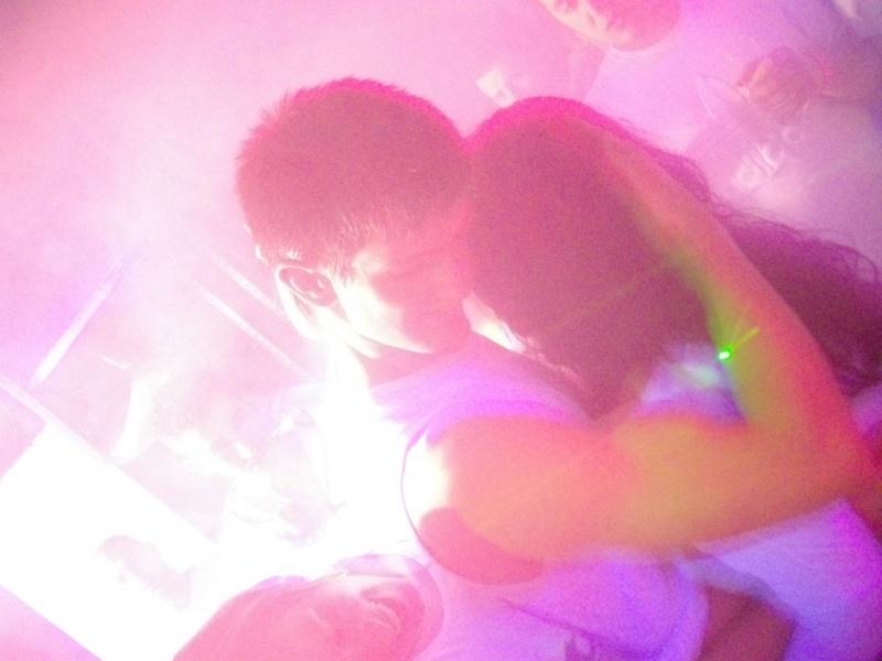 Me dancing :D
