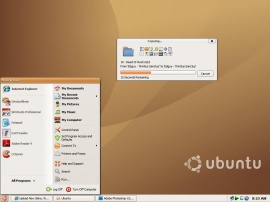 Linux Human