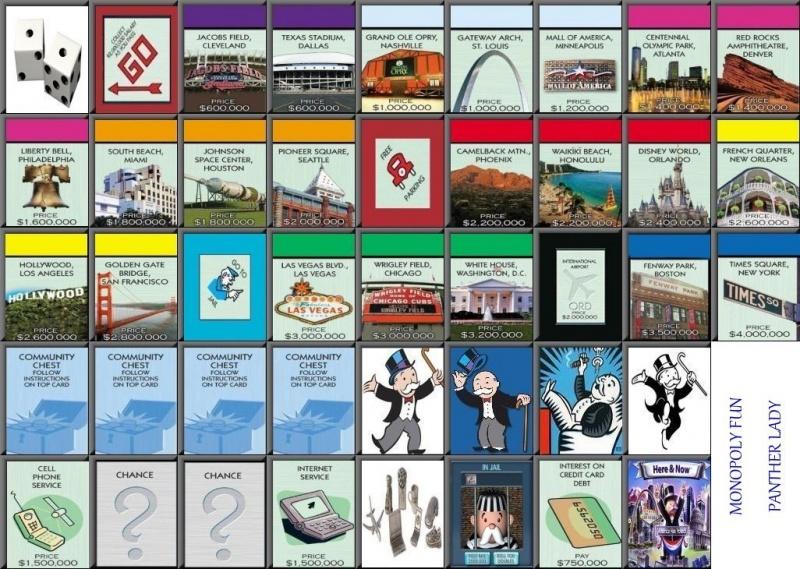 Monopoly Fun Tileset