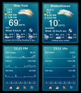 Weather 7 + MultiMeter 7
