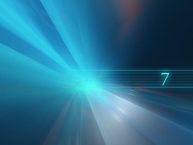 Blue 7