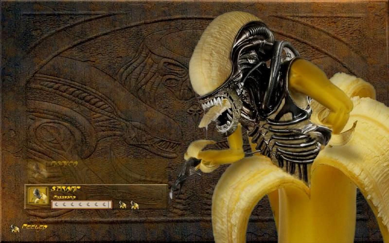 Alien Banana