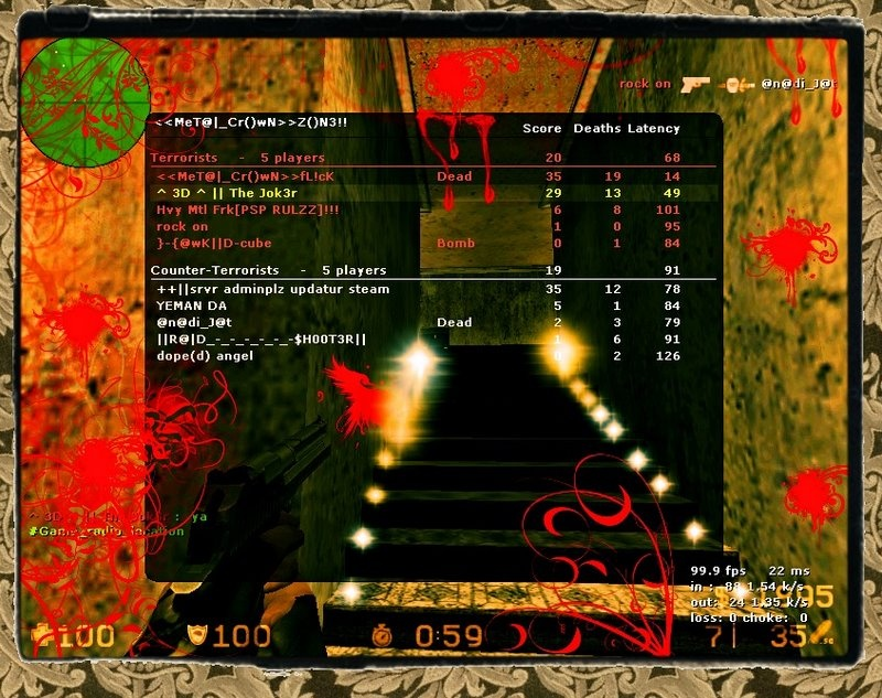 Cs 1.6 Score Screenshot 3