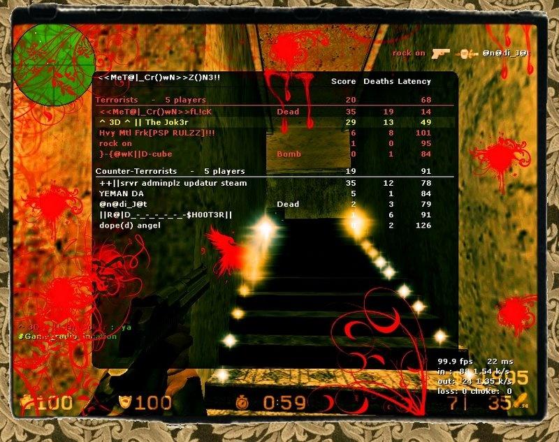 Cs 1.6 Score Screenshot 3
