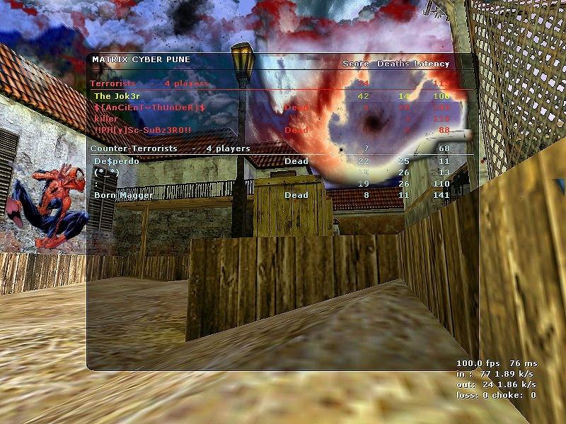 Cs 1.6 Score Screenshot 6