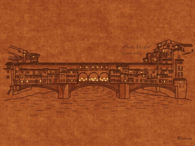 Bridges: Ponte Vecchio