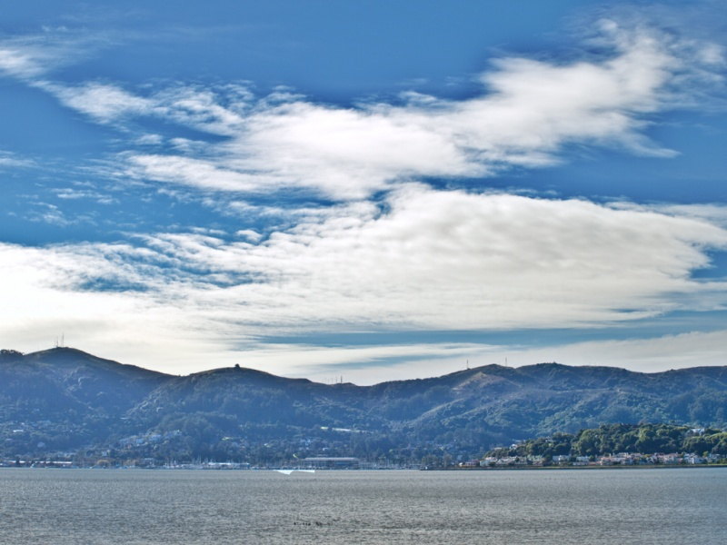 SF Bay at Tiburon