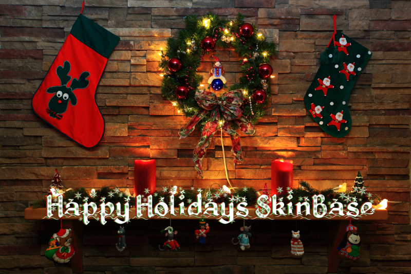 Happy Holiday SkinBase