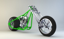 Green Hardtail_2