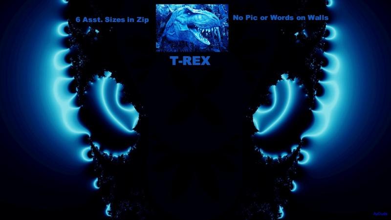 Blue Eyed  T-REX