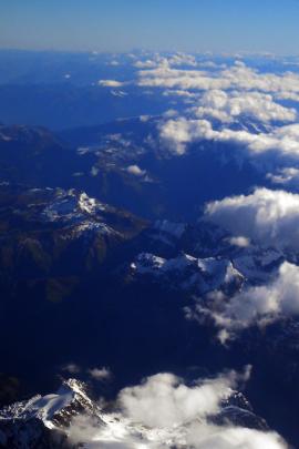 Almost to Zurich