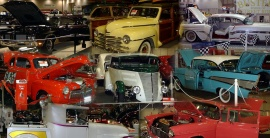 8 Street Rods Plus Collage