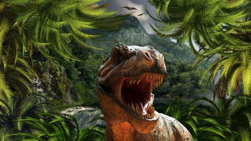 Jurassic Park Logon
