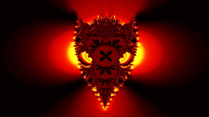 Fire Demon Screen Saver