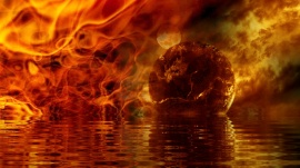 Reflections 4 : Fire Storm