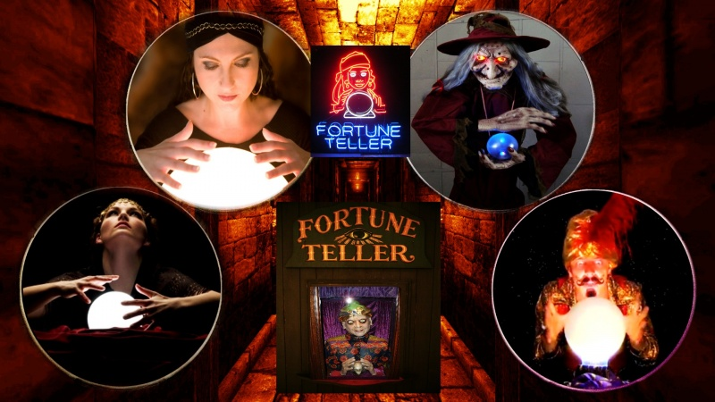 Fortune Teller Magic