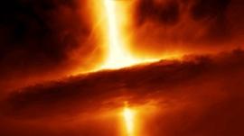 Red Hot Flaming Pulsar