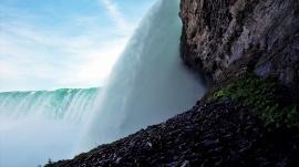 Niagara Falls Side View