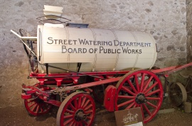 Old Water Wagon