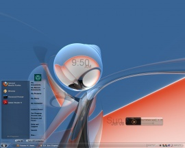 Transparent Desktop