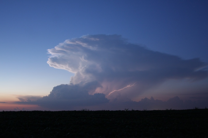 Thunderhead Cloud 7-16-2012