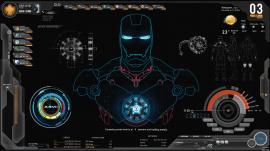 Best Iron-Man Rainmeter