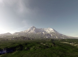 Mt. St. Helen, Wash. USA