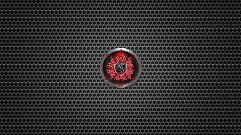 Metal Hole Crest