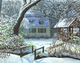 Williamsburg winter