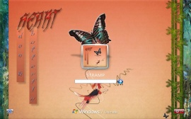 Dog & Butterfly_vista7