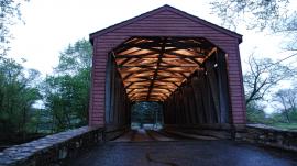 Maryland Covered Bridge