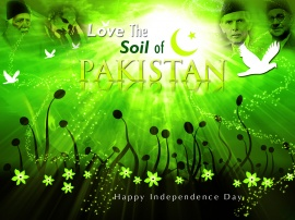 Love The Soil of Pakistan