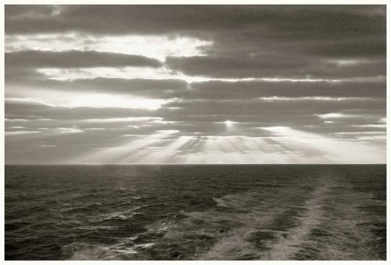 Sun rays 05