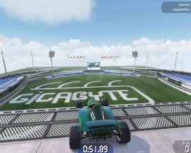 TrackMania Screenshot Contest