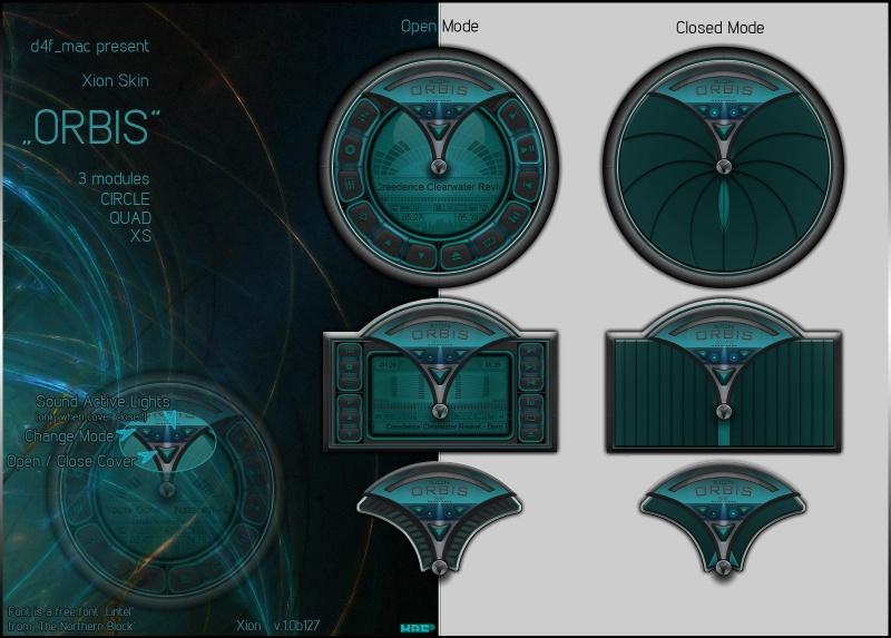 ORBIS Xion Player Skin