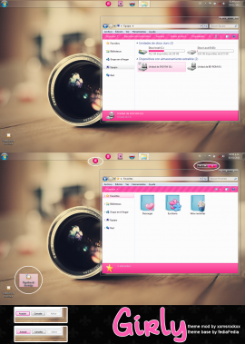Theme For Girls Win 7