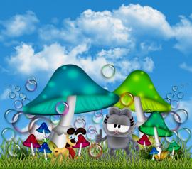 Bubbly Fun !