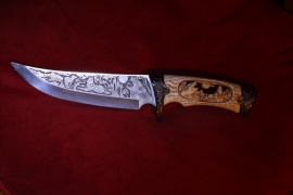 Wolf Knife