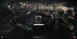 Dark Crusade_Wraith_Logon Studio logon