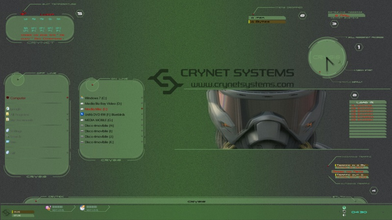 crysis By M Camp