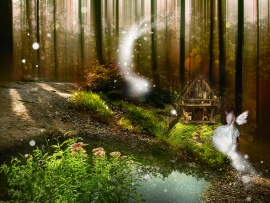 By the Fairy´s Pond