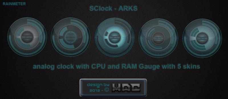SClock-ARKS