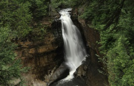 Miners Falls, Munising Michigan