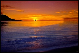 Sunset 74