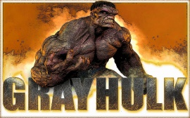 GRAY HULK_wallpapers