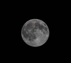 Full Moon June 2016
