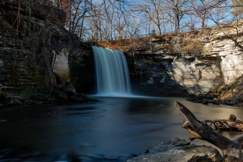 Minneopa Falls 3