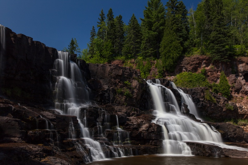 Gooseberry Falls  - Middle Falls